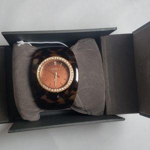 Caravelle Ladies Rose Gold Quartz Watch